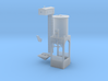 CNR South River Coaling Plant (N-scale, 1:160) 3d printed