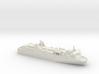 MV Hrossey (1:1200) 3d printed
