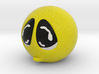 Happy Face Head Sad Small 3d printed
