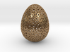 Beautiful Egg Ornament (6.9cm Tall) 3d printed