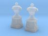 Garden vase with lid (2x) (N 1:160) 3d printed