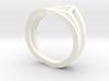Ring3551 Big O Geo Size6 Van K Le Love And Keep 3d printed