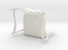 Fluffy Chair 3d printed