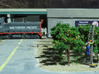 25 Empty N Scale Lugs with Fruit Buckets (Sprued) 3d printed  Click to edit