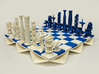 Chess Set Knight  3d printed 3D Printed Prototype