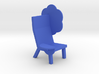 'EMOJI CHAIR - BLOOM' by RJW Elsinga 1:10 3d printed