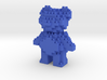 Teddy Bear - Nano Block 3d printed