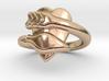 Cupido Ring 17 - Italian Size 17 3d printed
