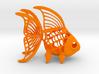 Goldfish Figurine 3d printed