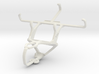 Controller mount for PS3 & Motorola Moto G 3d printed