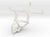 Controller mount for PS3 & Motorola Moto X 3d printed