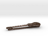 Classical Guitar Tie Clip 3d printed