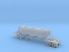 HO 1/87 Dry Bulk Trailer 11 - Heil 1040 Superjet 3d printed