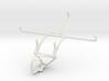 Controller mount for PS3 & Lenovo A7-30 A3300 3d printed