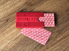 Business card case - CUSTOMIZE! 3d printed You can get it with your logo!