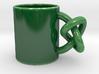 Trefoil Mug 3d printed