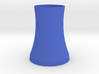 Cooling tower of nuclear power plant 1:1000 3d printed