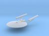 1/2500 Solaris Cruiser (solid version)  3d printed