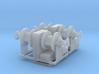 Deck Winchx2 3d printed