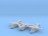 1/1000 Scale ISSCV-APC ENDO-EXO SARx3 3d printed