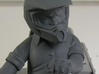 WW10006 Wild Willy Glamis driver Body  3d printed Figure after priming and sanding