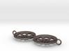 "Double Seconds ""essence"" steelpan bracelet charm 3d printed"