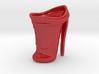 Ankle Boot Mug 3d printed