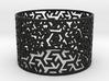 Bracelet Iranian Brickwork 1 3d printed