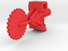 Ratchetrooper Weapon 01 - Circular Saw 3d printed