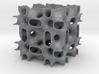 Gozdz BFY Cubic minimal surface 2x2x2 cells 3d printed