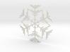 Snowflakes Series II: No. 3 3d printed