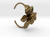 Orchid Bracelet- Metal Version 3d printed