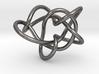 0363 Hyperbolic Knot K6.9 3d printed