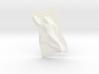 Shroud shape penholder 005 3d printed