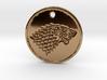 Stark Wolf Medallion 3d printed