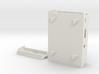 Raspberry Pi 2 / Raspberry Pi B+  Cluster Case Rev 3d printed