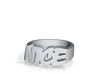 NICE Ring - Size 7 (Women's common size) 3d printed