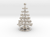 Christmas Tree Place Card 3d printed
