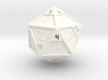Braille D20 3d printed