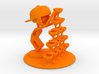 """LaLa """"Playing with wine glass"""" - DeskToys 3d printed"""