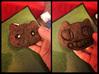 Cookie Cat Cookie Cutter 3d printed