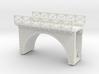 NV3M1 Small modular viaduct 1 track 3d printed