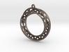 Mobius Band 30mm With Loop / Pendant Enhanced Vers 3d printed