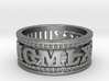 MCMLXXVIII Ring Size 11 1978 3d printed