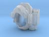 Halo 5 Argus/linda 1/6 scale helmet 3d printed