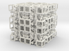 Jitterbox 4x4x4 3d printed
