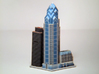 Liberty Place at 1600 Market St - Phladelphia, PA 3d printed 3d printed block, from the Northwest.