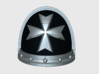10x Maltese Cross - G:3b Shoulder Pad 3d printed