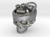 Hollow Skull RDA Pendant 3d printed