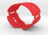 Primitive Grid Cuff 3d printed